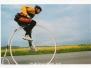 2001 – 23 hodin na vysokém kole (bez sesednutí)